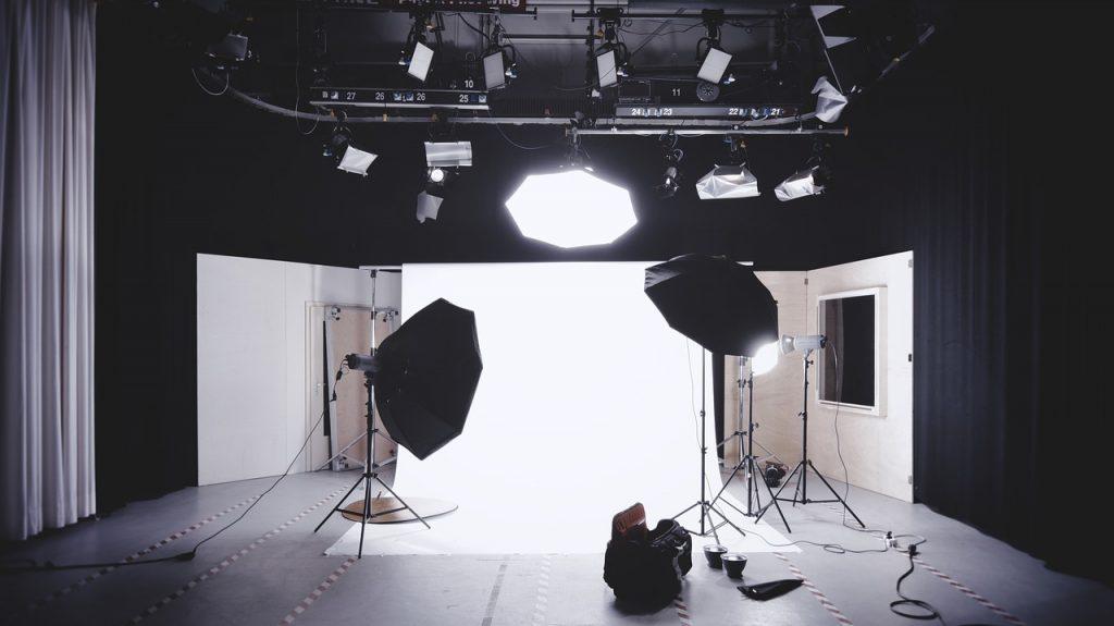 מקום צילום מקצועי