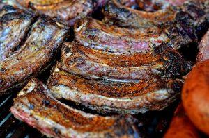 בשר לאחר העישון
