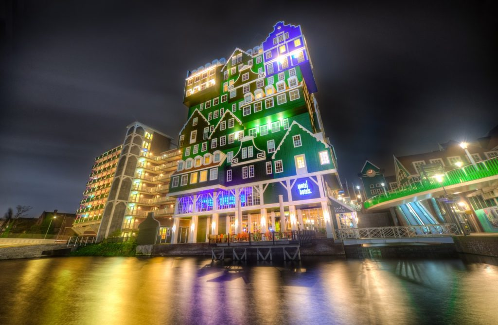 מלון בהולנד