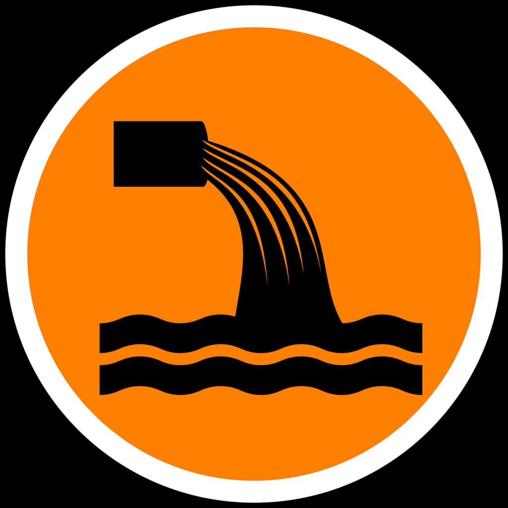זרימה של מים