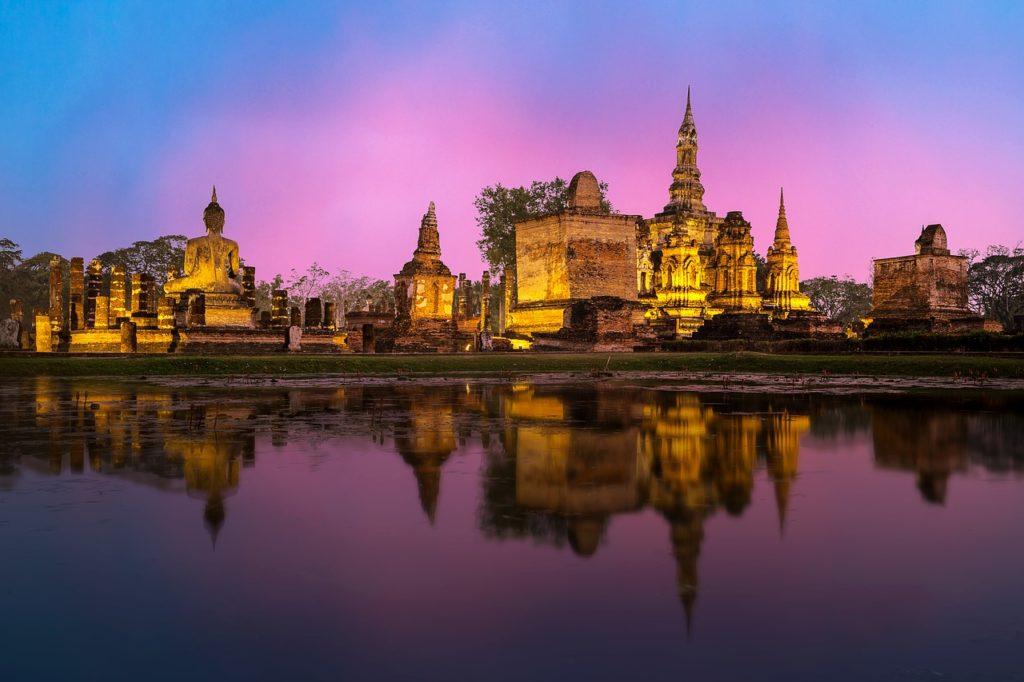 נוף בתאילנד