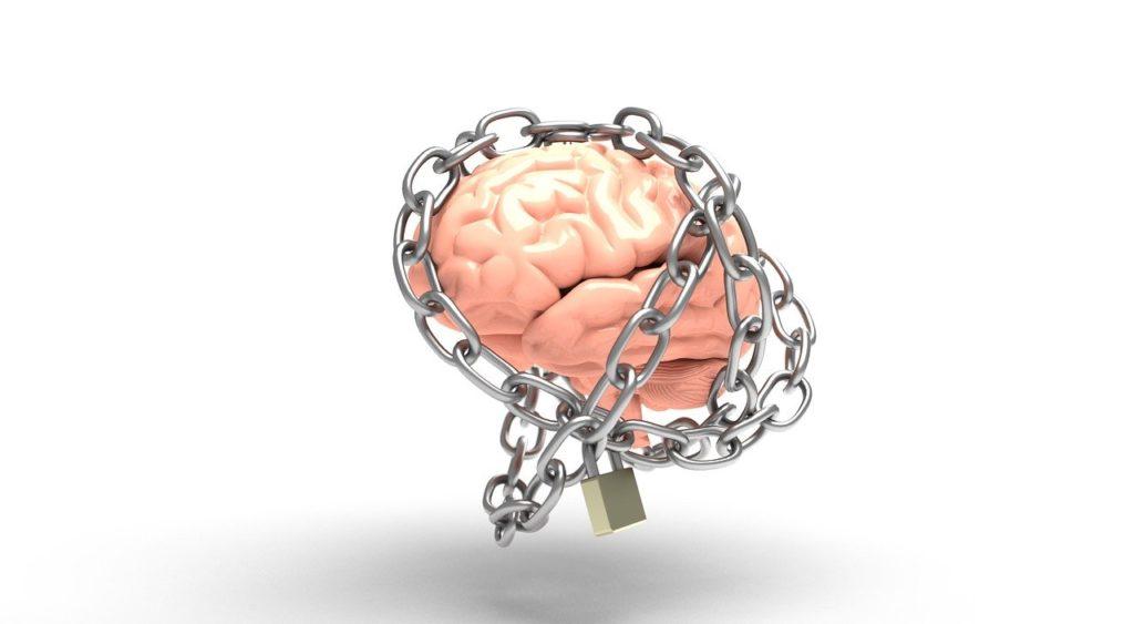 מוח כבול בשרשרת