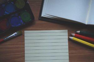 דף ועפרונות