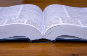 מילון ראשית